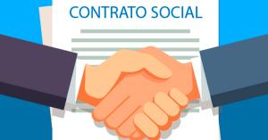 como elaborar um contrato social